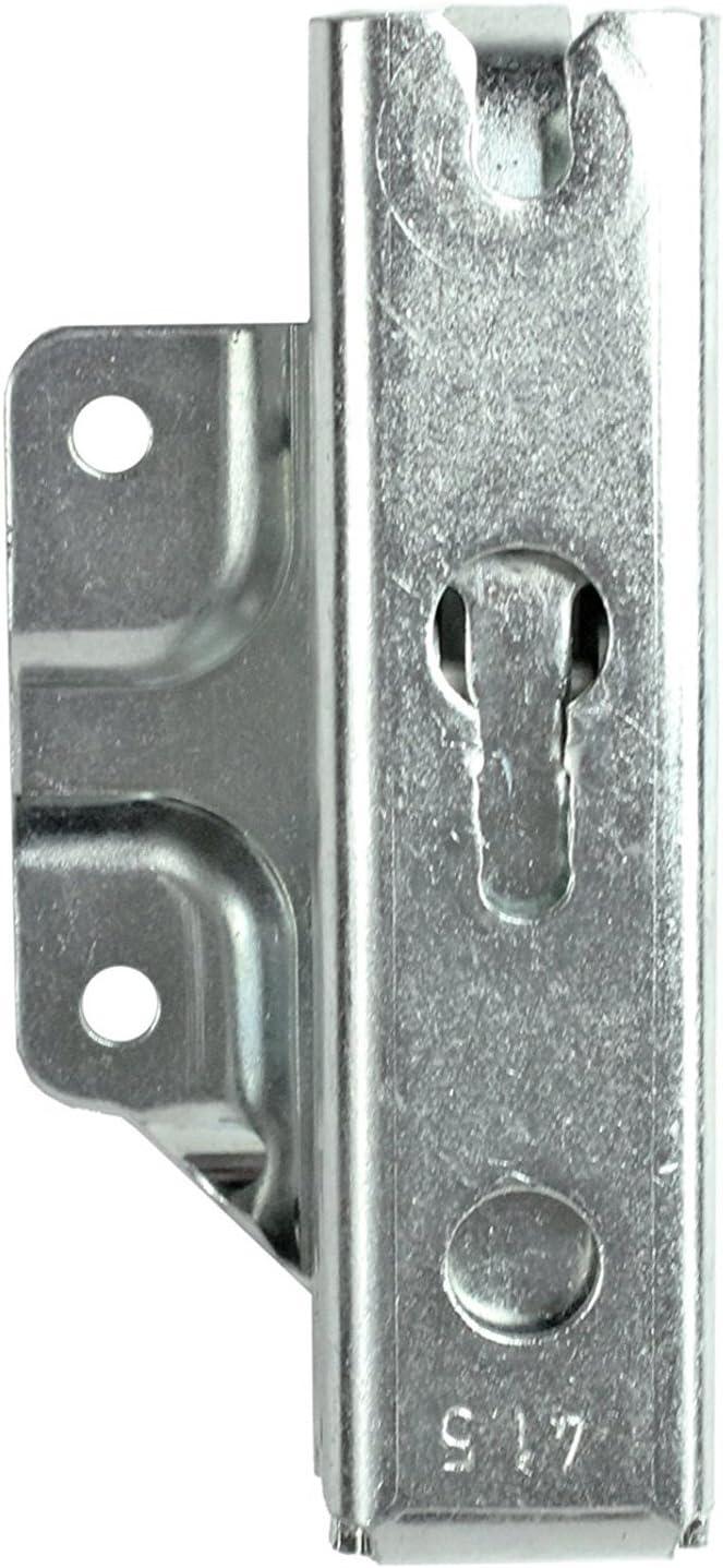 Spares2go Intergrated puerta bisagra para Aeg frigorífico ...