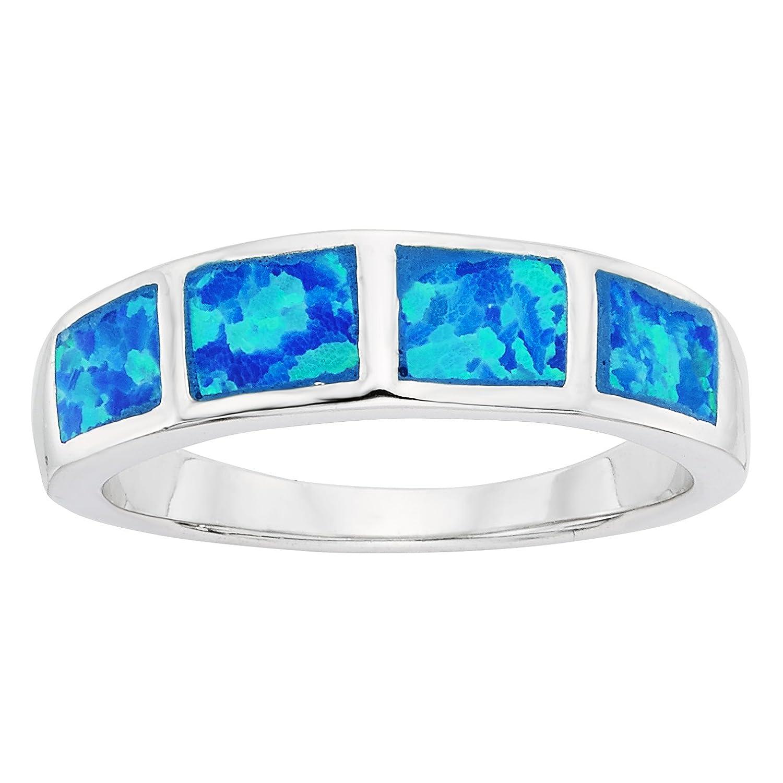 Opal Wedding Bands 16 Beautiful