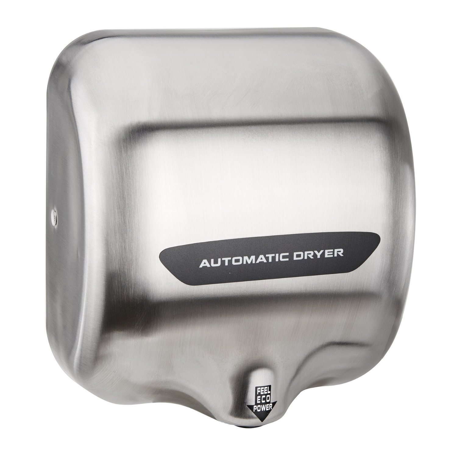Tek Motion Premium Quality Heavy Duty 1800w Stainless Steel Commercial Hand Dryer Durable by Tek Motion