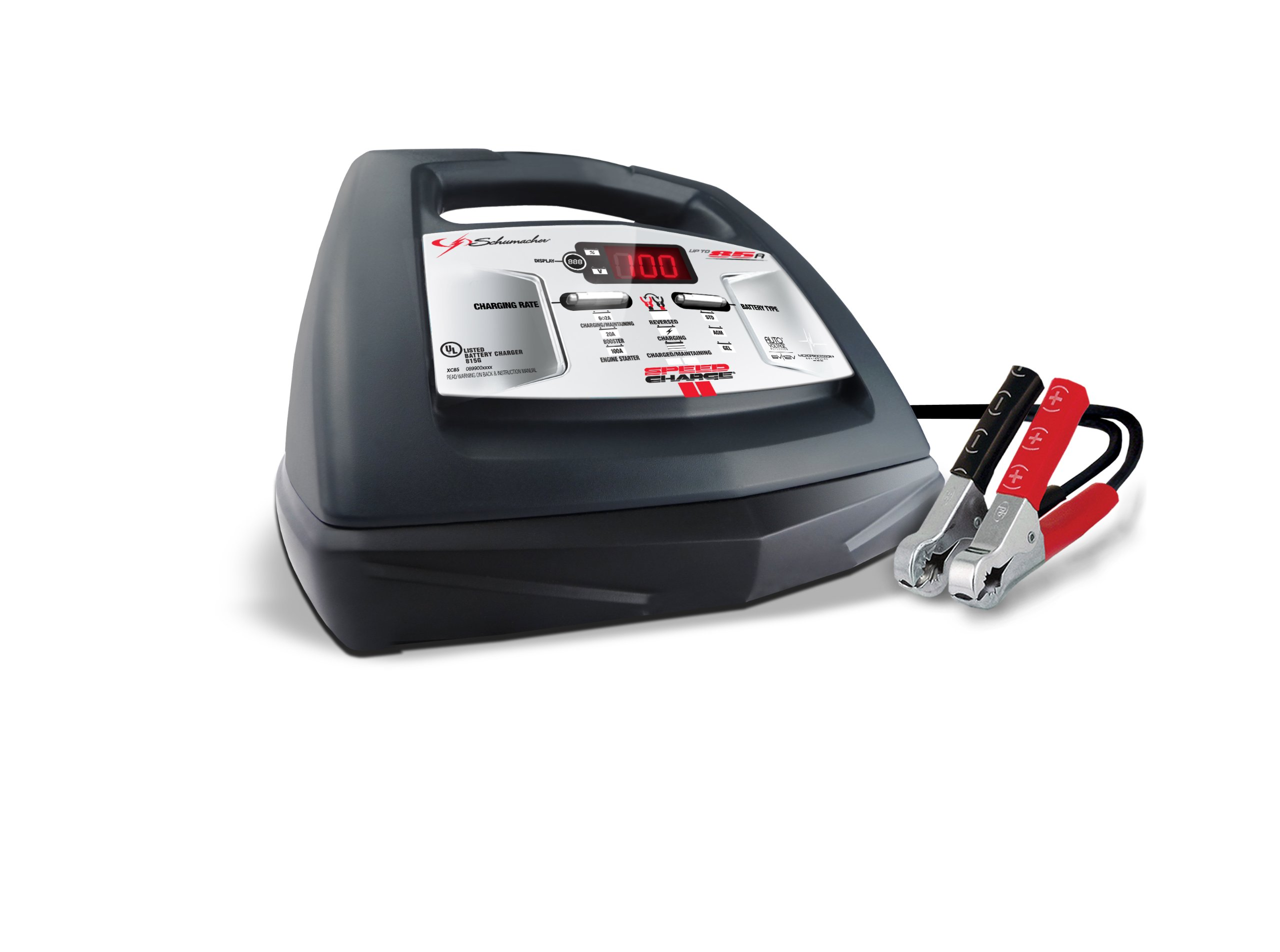 Schumacher XC85-CA Automatic Battery Charger by Schumacher (Image #1)