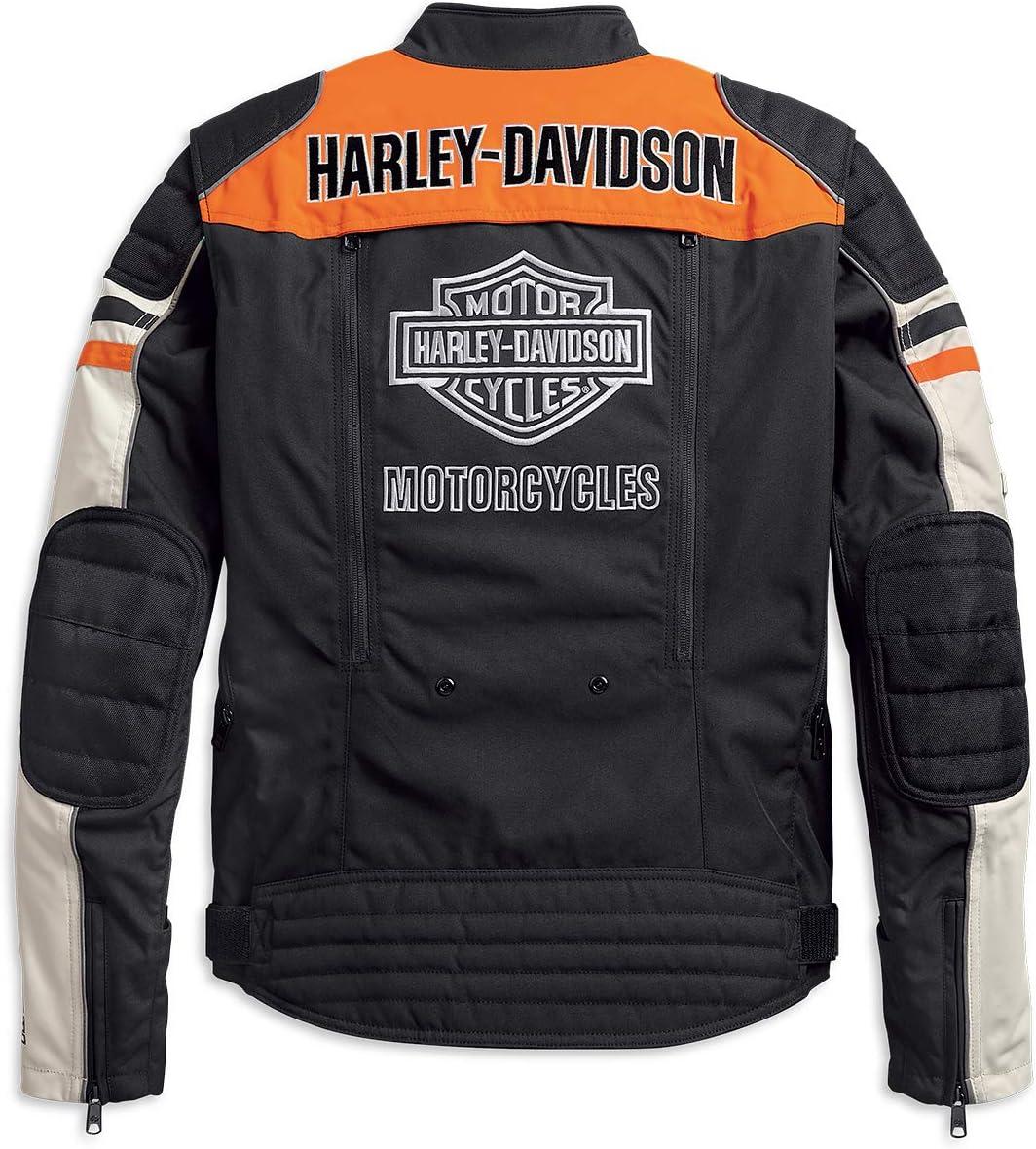 L HARLEY-DAVIDSON Metonga Switchback Lite Riding Jacke 98393-19EM