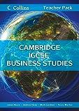Cambridge IGCSE Business Studies Teacher Resource Pack (Collins Cambridge IGCSE)