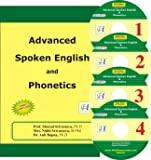 Advanced Spoken English and Phonetics (with 4 mp3 CDs) (Mind Power English)