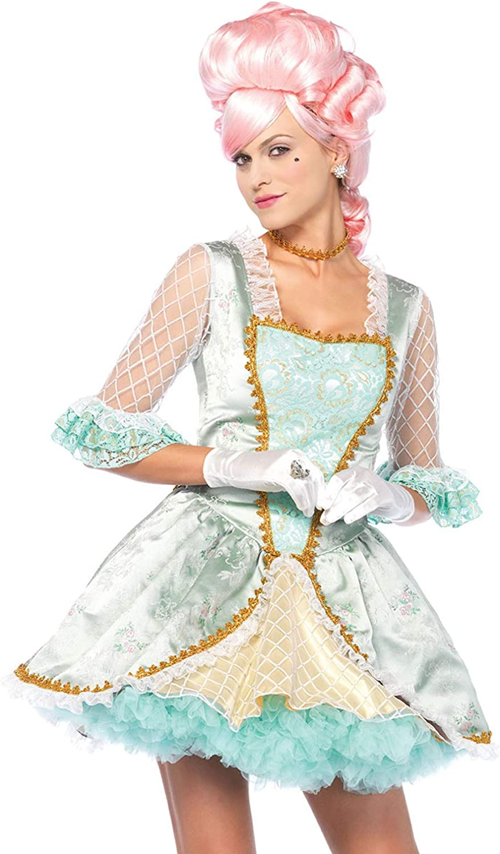 Leg Avenue Women's Rococo Marie Antoinette Versailles Beauty Costume