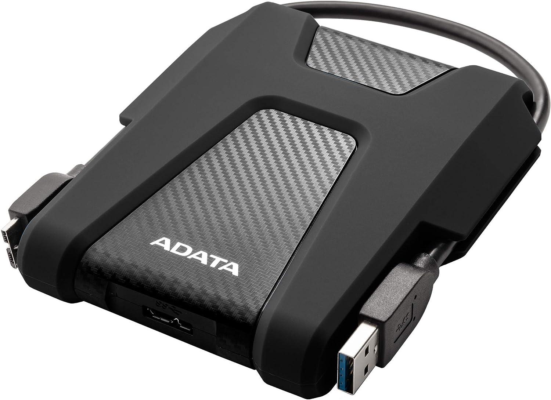 Amazon.com: ADATA HD680 1TB Military-Grade Shock-Proof External Portable  Hard Drive Black (AHD680-1TU31-CBK): Computers & Accessories