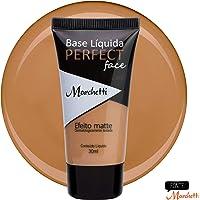 Base Líquida Perfect Face 09, Marchetti, Bege