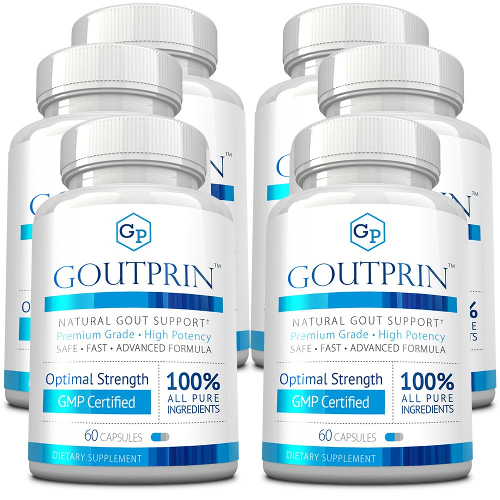 Goutprin by Approved Science