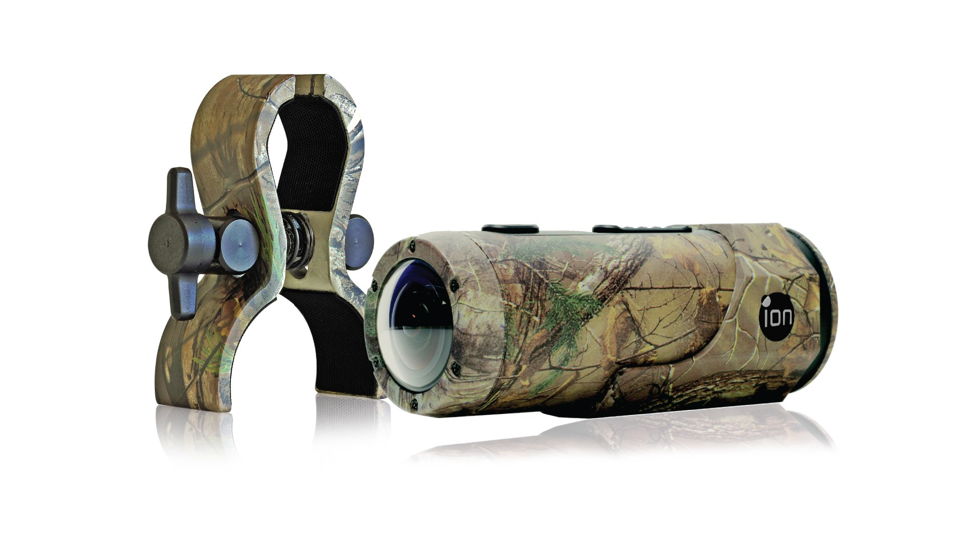 iON CamoCam Realtree Xtra Texture Camouflage HD Video Camera by iON Camera