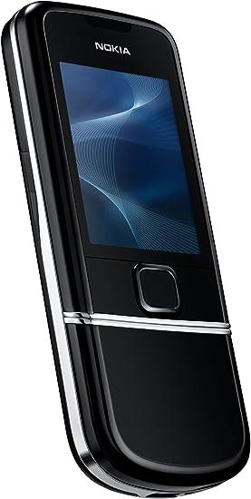 Nokia 8800 Carbon Arte - Teléfono Móvil Libre - Negro: Amazon.es ...
