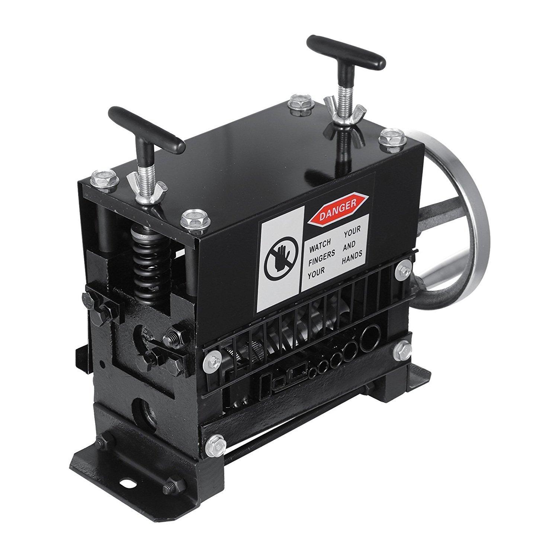 BananaB Draht Abisoliermaschine 220V elektrische Abisoliermaschine ...