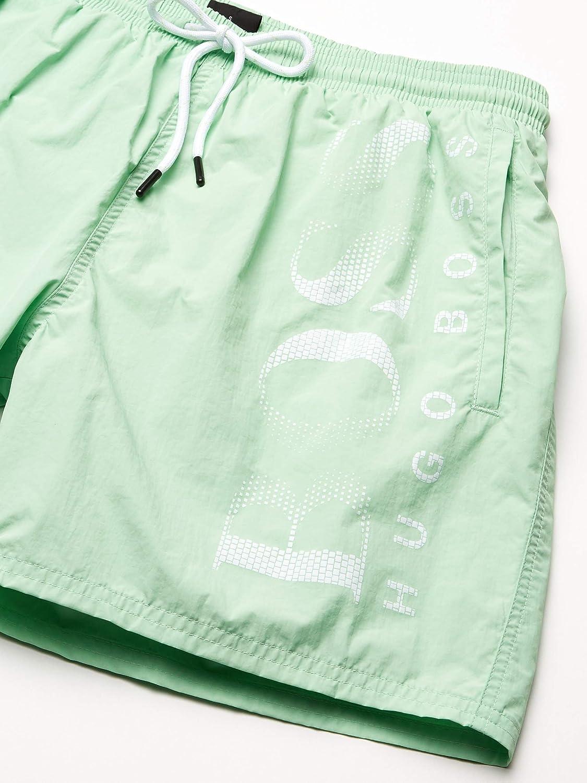 Hugo Boss BOSS Mens Octopus Swim Trunk Swimwear