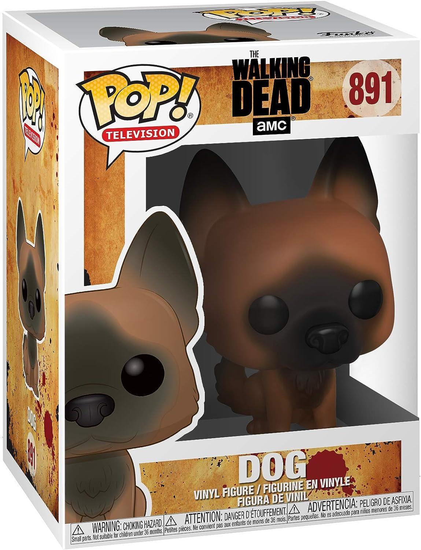 Funko-POP TV Walking Dead-Dog Brand New in Box