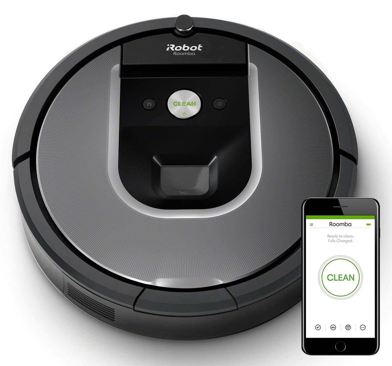 Comprar un robot aspirador como Roomba. Comparativa de modelos. 5