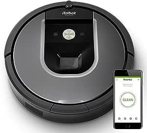 iRobot Roomba 960 Robot Aspirador, Succión 5 Veces Superior ...