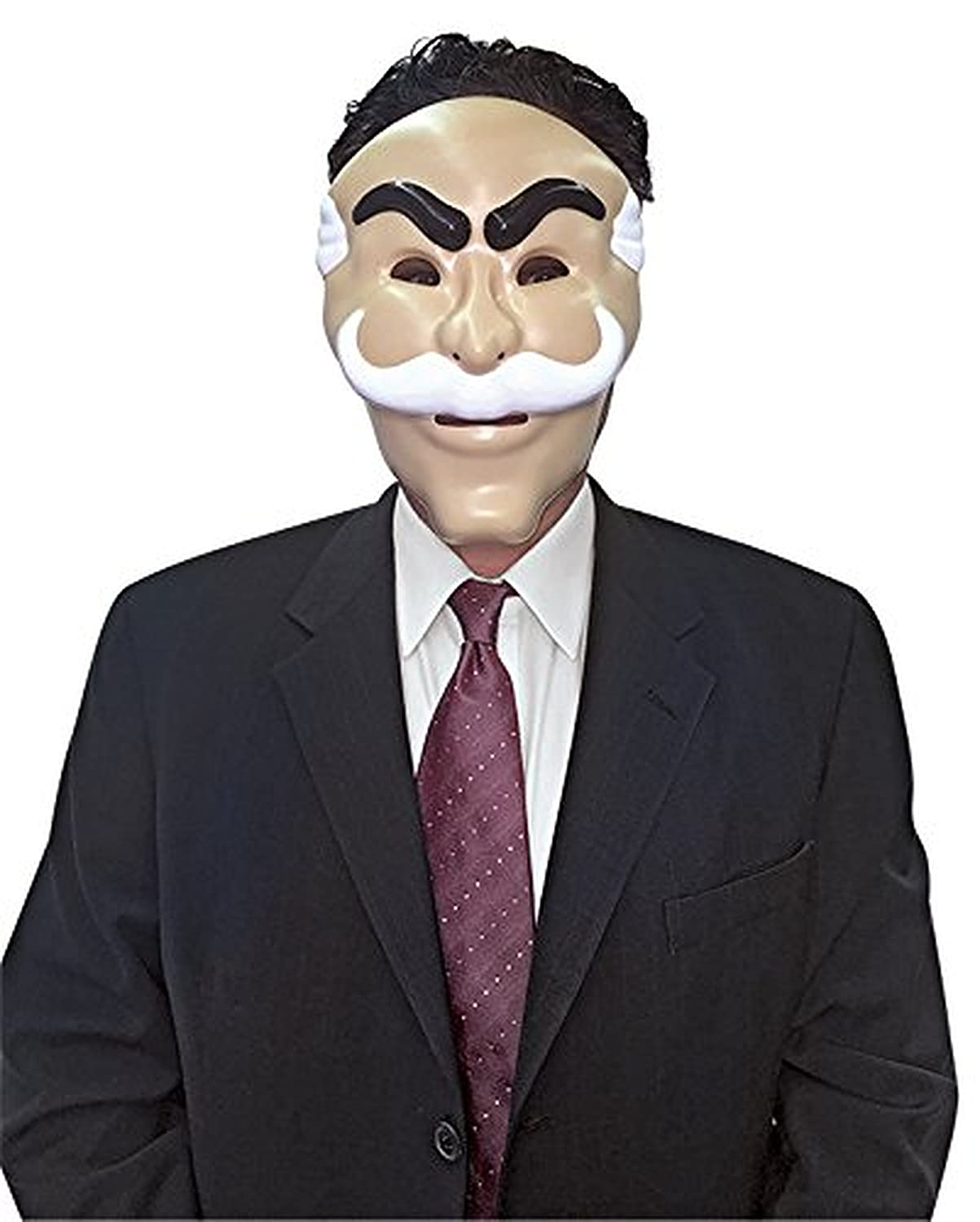 Mr Robot Adult Mask Rasta Imposta GC3838