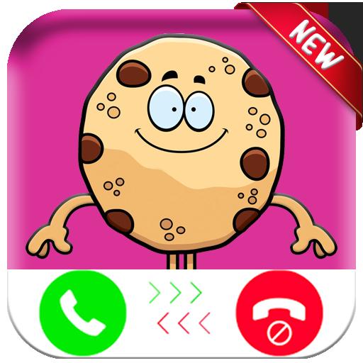 Halloween Cookie Swirl C (Cookie Calling You - Free fake Phone Call ID - PRANK -)