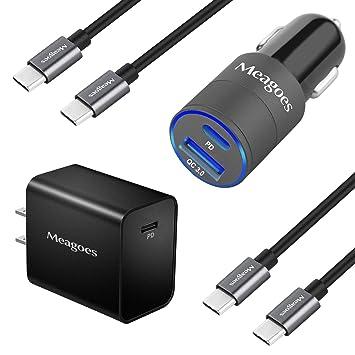 Amazon.com: Meagoes Kit de cargador rápido, compatible con ...