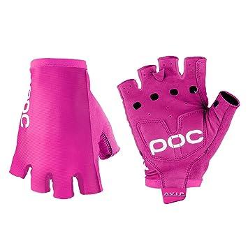 POC AVIP Short-Finger Glove - Men s Fluorescent Pink 0c3a6d773
