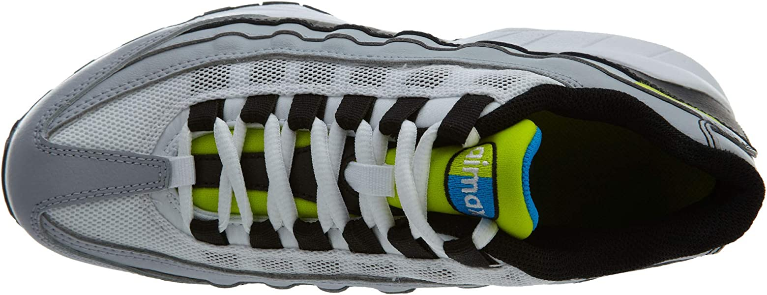 17da918fc216a0 NIKE Air Max 95 Big Kids Style  905348-017 Size  4.5. Back. Double-tap to  zoom