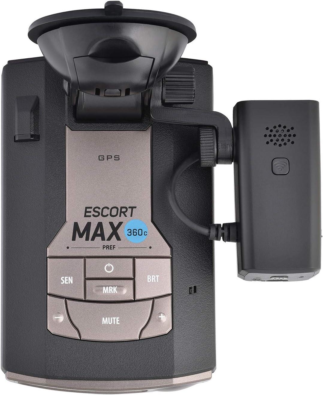 Escort Max 360C Radar Detector Review