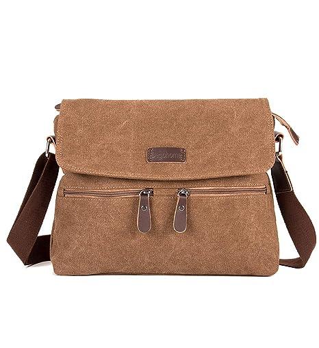 943a2ce5a9b Degohome Canvas Satchel Bag Shoulder Bag Crossbody Sling Bag for Men and  Women (coffee) - Buy Degohome Canvas Satchel Bag Shoulder Bag Crossbody  Sling Bag ...
