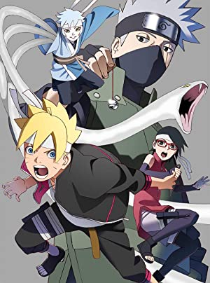 BORUTO-ボルト- NARUTO NEXT GENERATIONS DVD