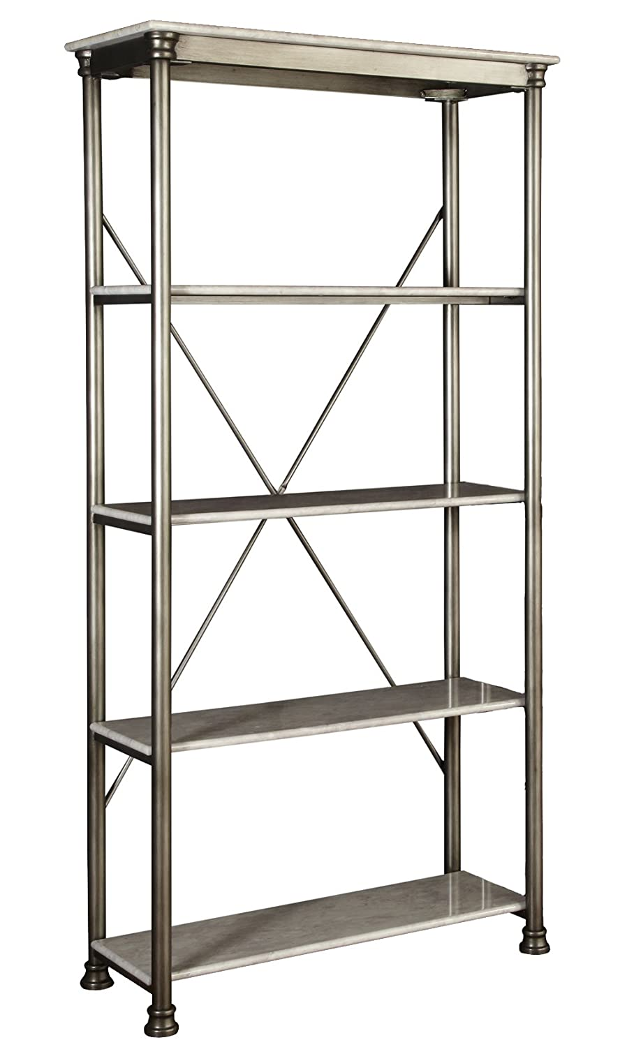 Amazon.com: Home Styles 5060 76 The Orleans 5 Tier Multi Function Marble  Shelf: Kitchen U0026 Dining