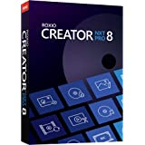 Roxio Creator NXT Pro 8 | Complete CD/DVD Burning and Creativity Suite [PC Disc]