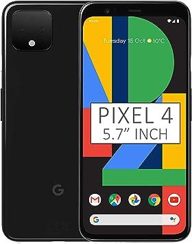 Google Pixel 4 G020M 128 GB 5.7 pulgadas Android (sólo GSM, no CDMA) Smartphone desbloqueado de fábrica 4G/LTE – Versión internacional: Amazon.es: Electrónica