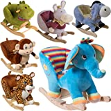 Cavalli a dondolo per bambini ANIMALI (ASINO DONKEY DARLING)