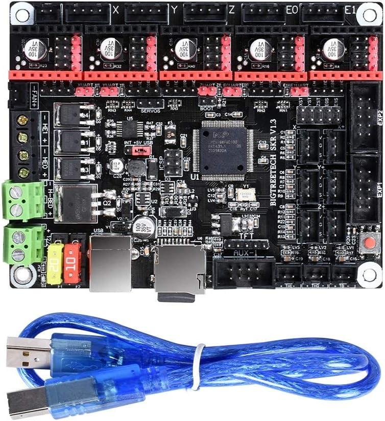 RoboMall SKR V1.3 - Placa Base (32 bit): Amazon.es: Informática