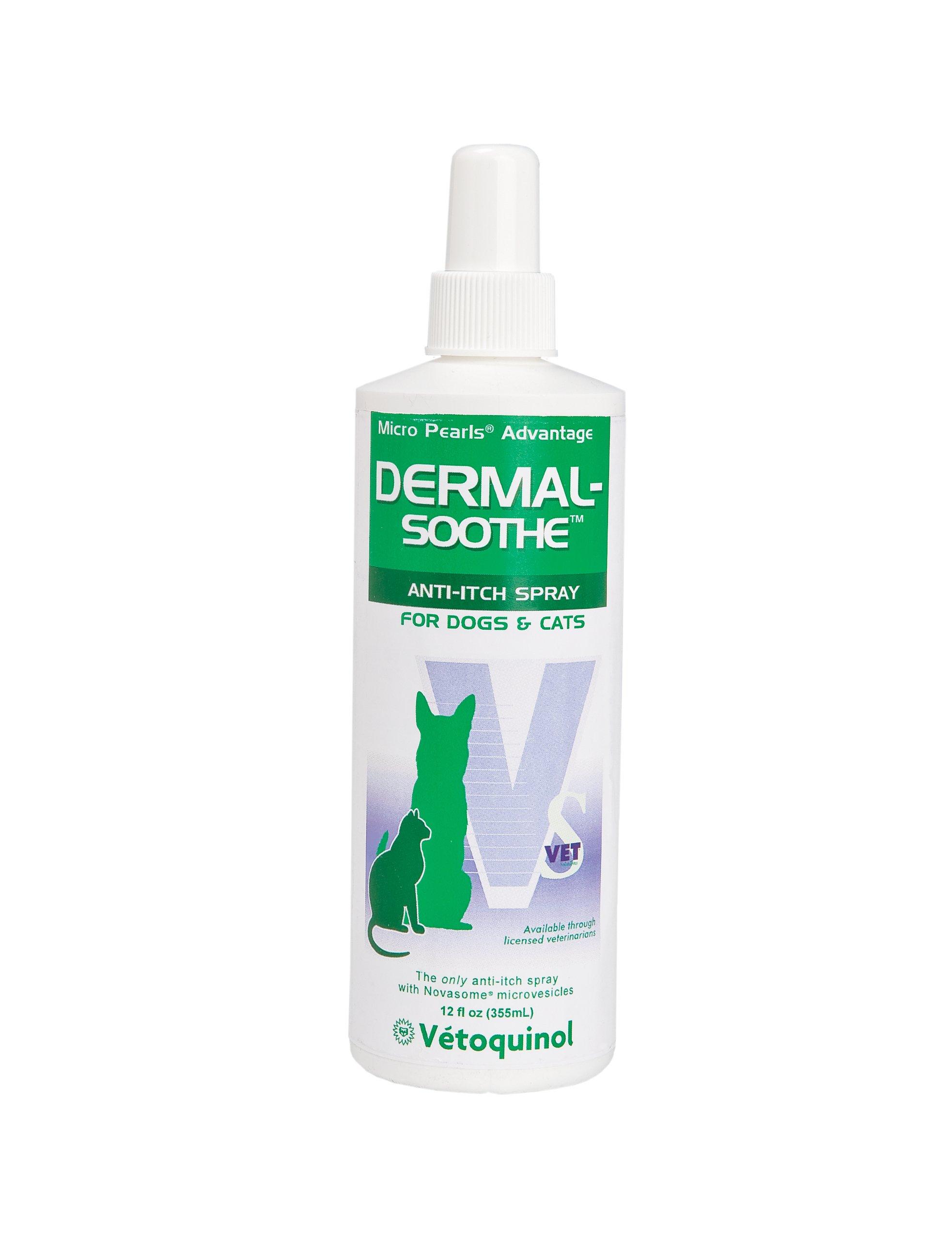 Vetoquinol 411528 MPA Dermal-Soothe Spray,12 oz