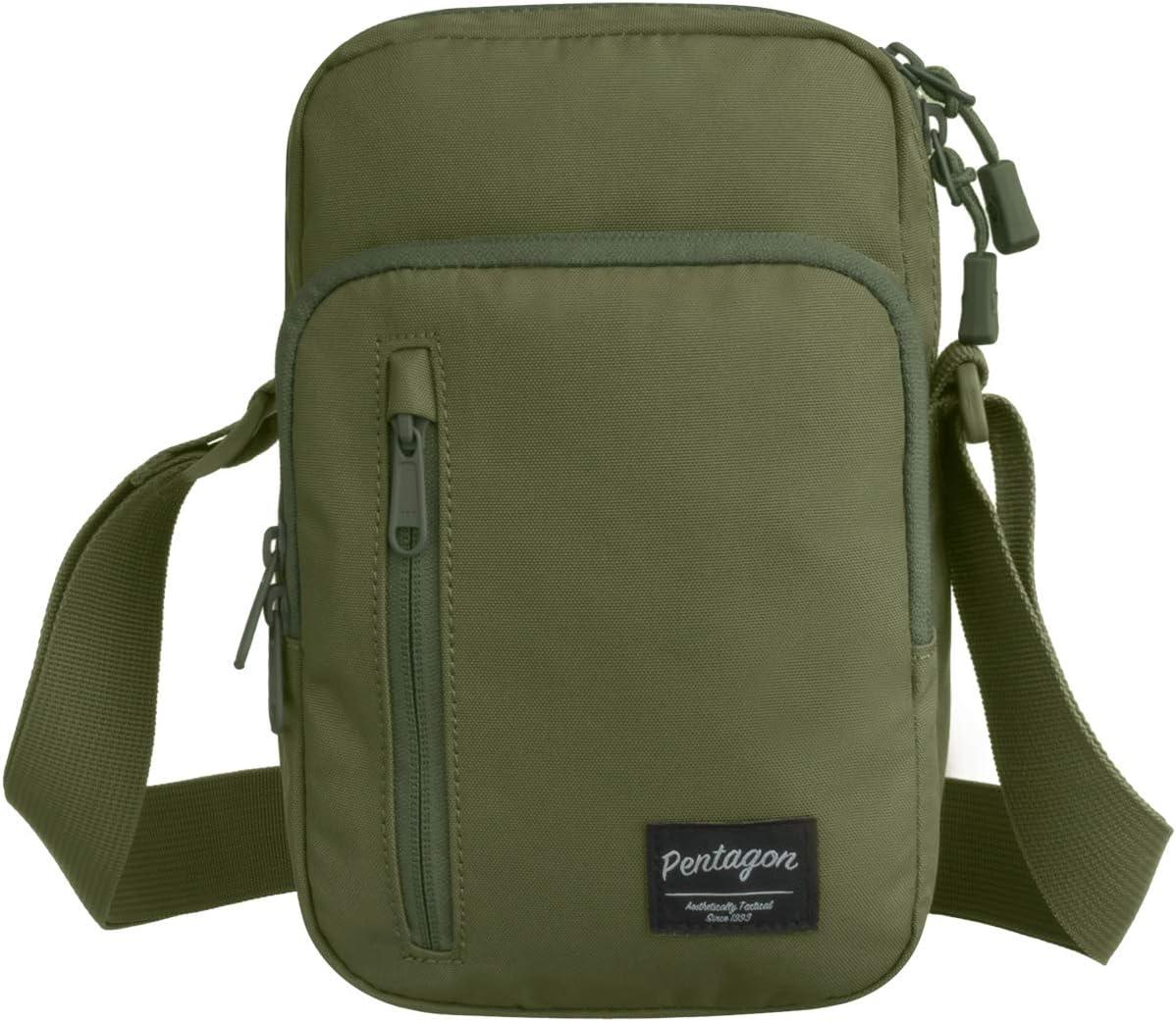 Pentagon Messenger Utility Bag Olive