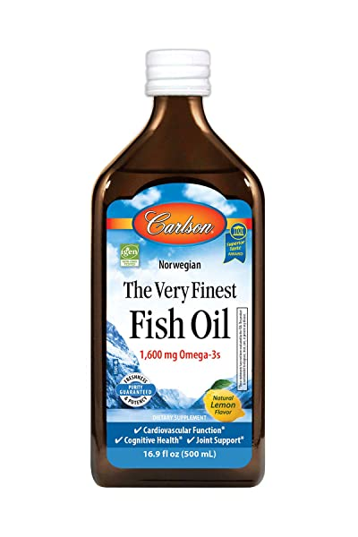 Carlson - The Very Finest Fish Oil
