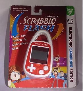 Amazon.com: Scrabble Twist Juego, Empaque estándar: Toys & Games