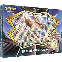 Pokemon TCG: Kangaskhan- Gx Box   4 Booster Pack   A Foil Promo Code   A Oversize Foil Card