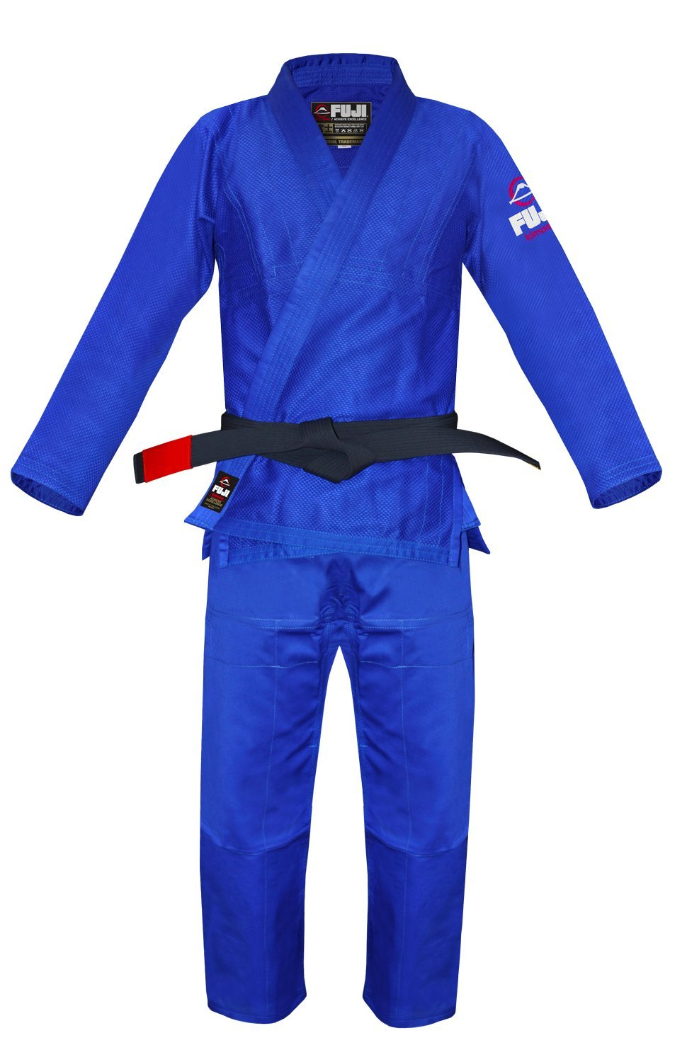 Fuji BJJ Uniform, Blue, A4