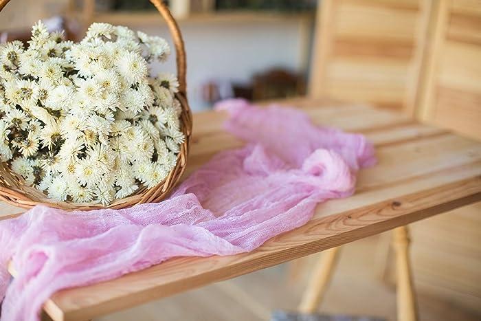 Amazon Com Wedding Table Gauze Runner Rustic Table