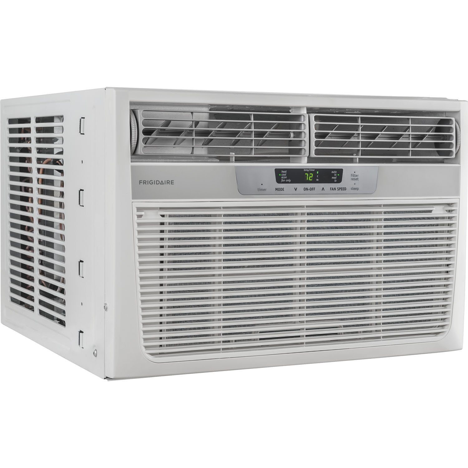 Frigidaire FFRH1222R2 12000 BTU 230-volt Compact Slide-Out Chassis Air Conditioner with 11000 BTU Supplemental Heat Capability by Frigidaire (Image #9)