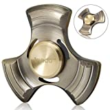 ハンドスピナー 指スピナー hand spinner Innoo Tech 青銅色 3枚羽 指スピナー 6~8分 fidget spinner
