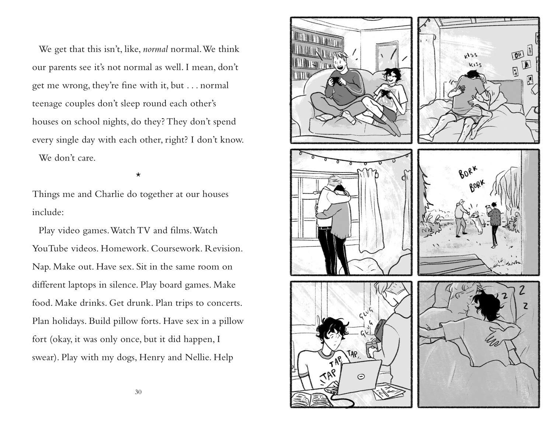 Nick and Charlie: Amazon.fr: Oseman, Alice, Oseman, Alice: Livres anglais  et étrangers