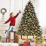ArtMuseKits Artificial Christmas Tree, Green