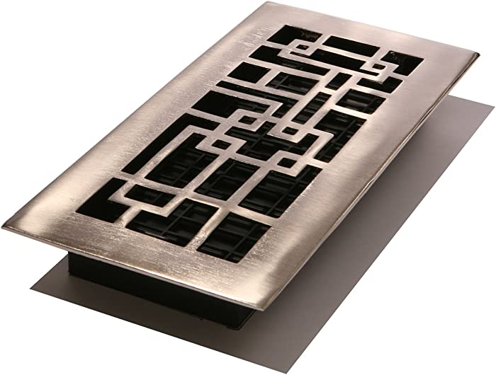The Best Brushed Nickel Decor Cold Air Return Grates
