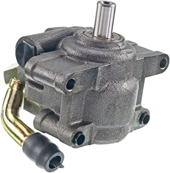 A-Premium Power Steering Pump for Ford Focus 2000-2003