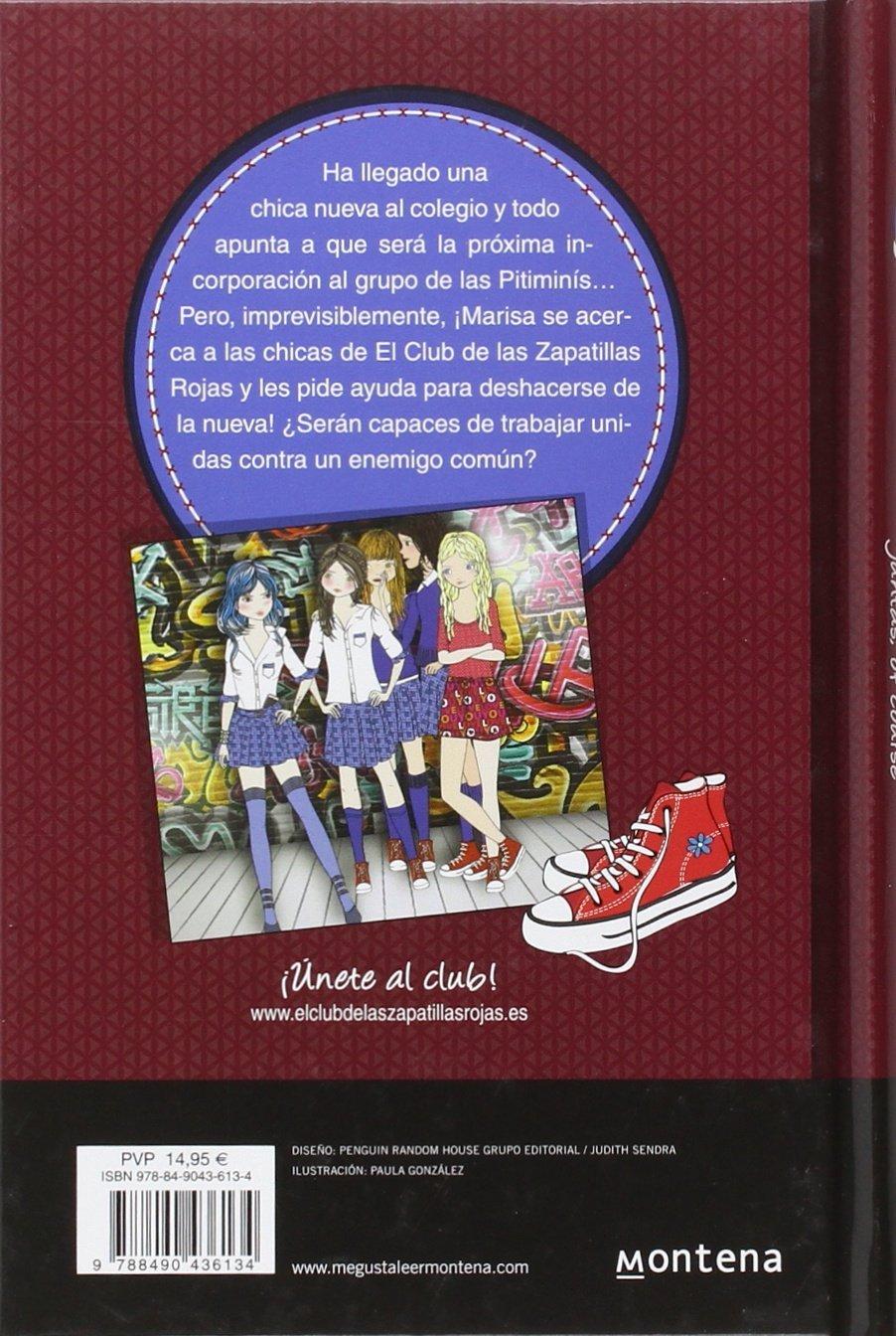 Juntas, of course Serie El Club de las Zapatillas Rojas 8: Amazon.es: Ana Punset: Libros