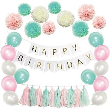 Amazoncom Party Decoration Favors Happy Birthday Decorations