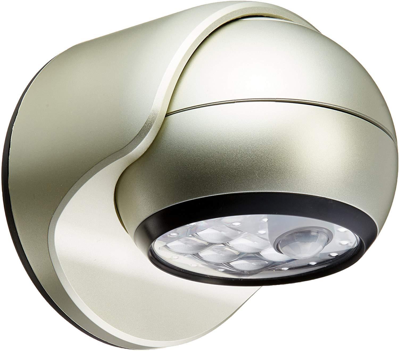 6 Lámparas De Exterior Con Sensor De Movimiento Para Detectar Cualquier Intruso En La Casa La Opinión