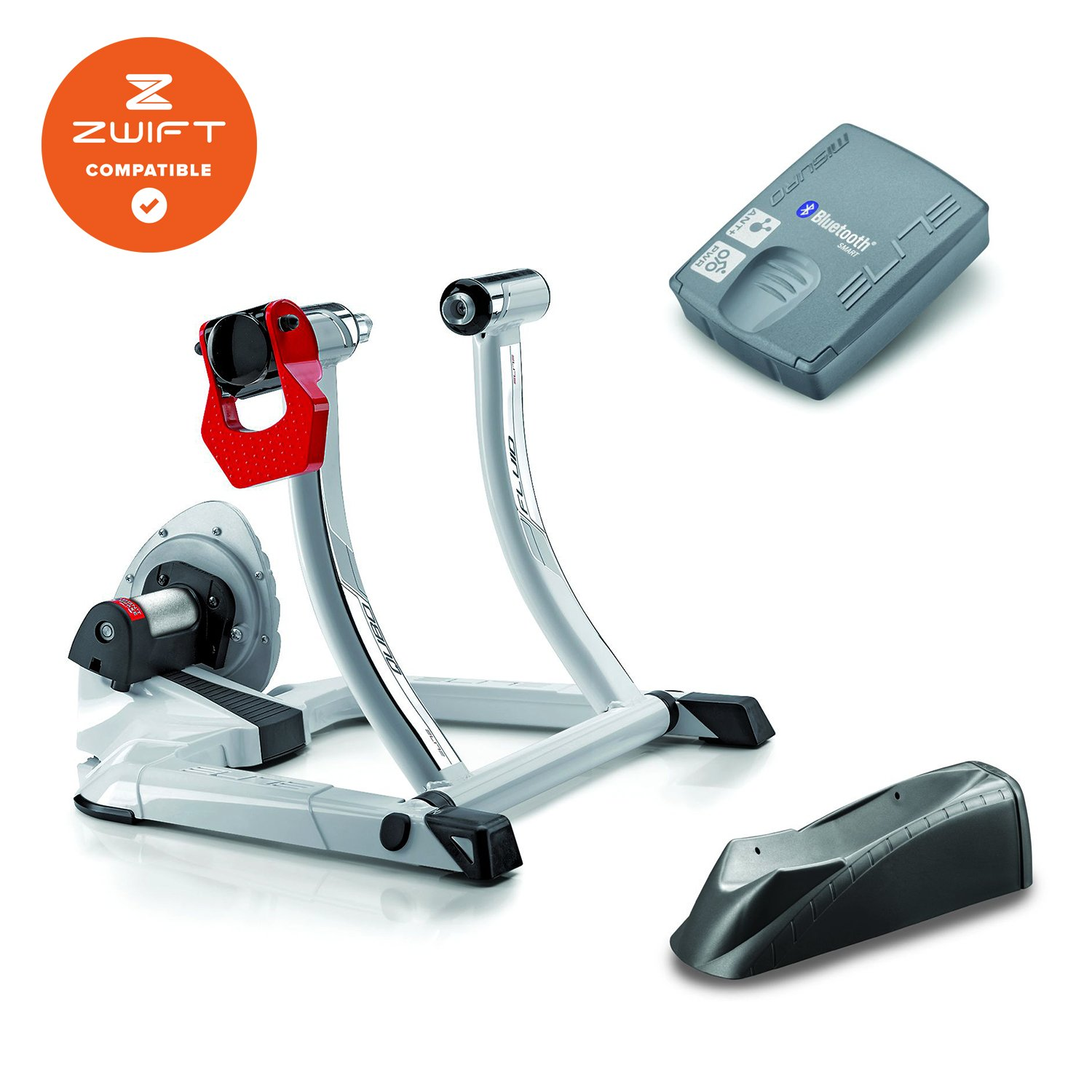 Elite Qubo Fluid Power Smart Trainer Bundle