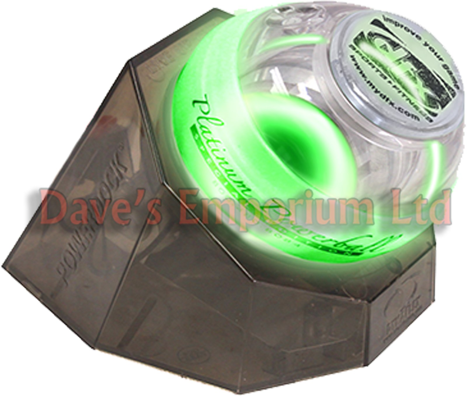 DFX Docking Station with Platinum, Green by DFX (Image #1)