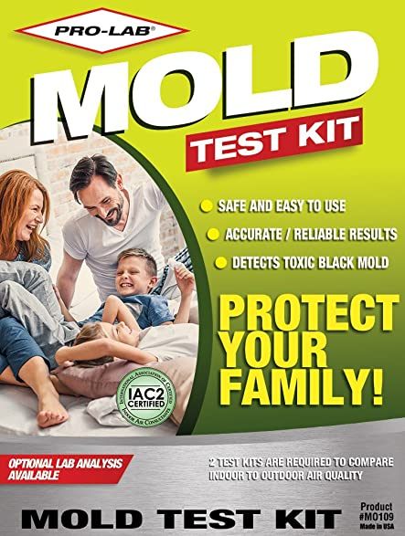 prolab mo109 mold do it yourself test kit